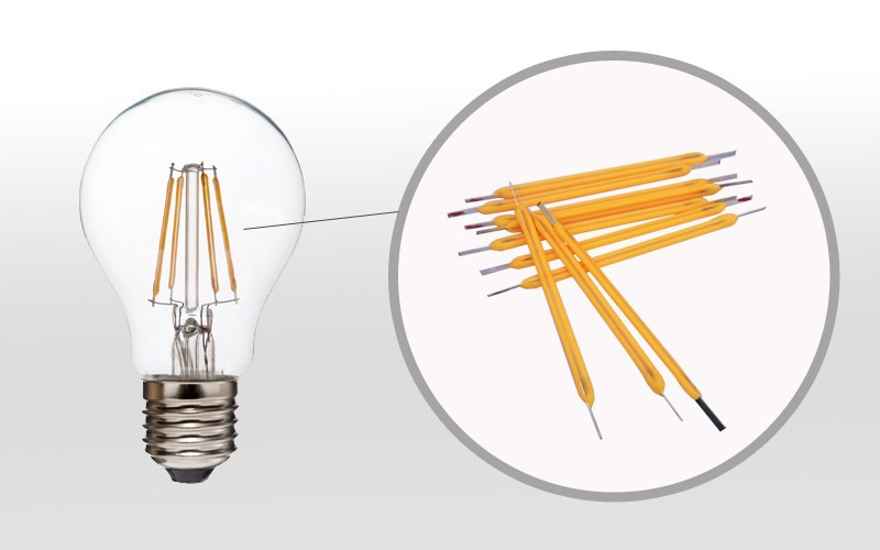 E27 Filament Light 6W info.3